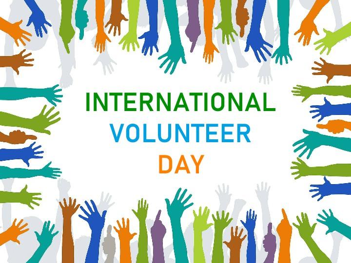 International Volunteer Day | Alan Tormey